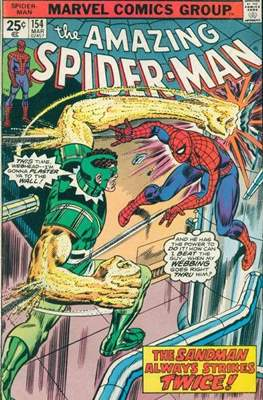 The Amazing Spider-Man Vol. 1 (1963-2007) (Comic-book) #154