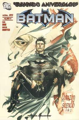 Batman (2007-2012) (Grapa. 48 pp) #25