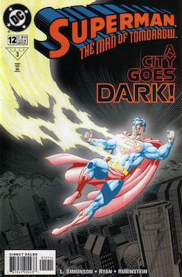 Superman The Man of Tomorrow Vol. 1 (Comic Book) #12