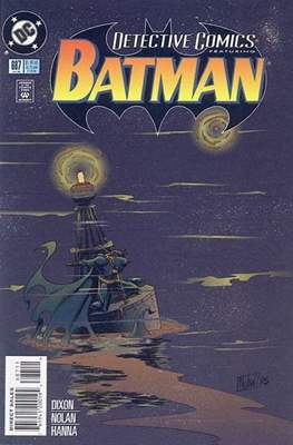 Detective Comics Vol. 1 (1937-2011; 2016-) (Comic Book) #687