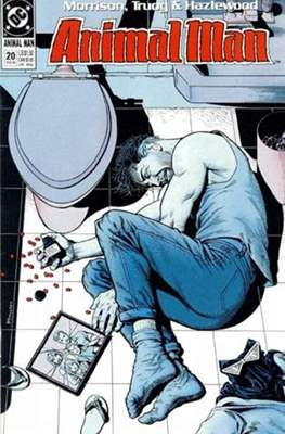 Animal Man (1988-1995) (Comic Book) #20