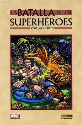 La Batalla de los Superhéroes (2008) (Rústica 208-192 pp) #1
