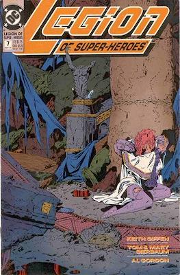 Legion of Super-Heroes Vol. 4 (1989-2000) #7