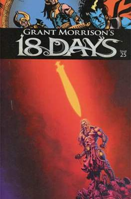 Grant Morrison's 18 Days (Comic-book) #25