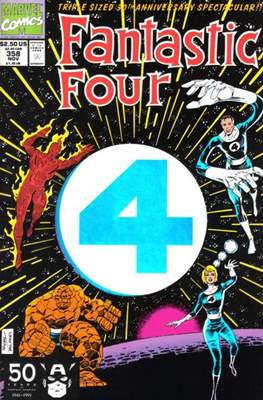Fantastic Four Vol. 1 (1961-1996) (saddle-stitched) #358