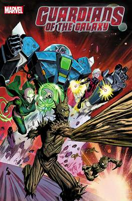 Guardians of the Galaxy (2019-...) (Comic Book) #11