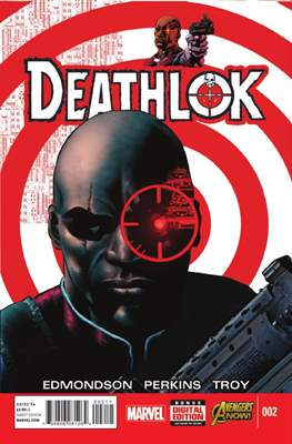 Deathlok Vol. 5 (Comic-Book / Digital) #2