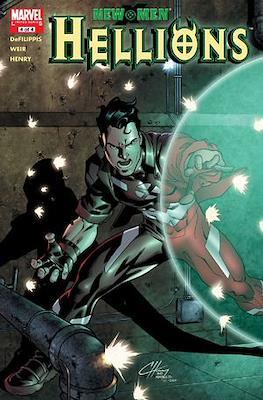 New X-Men: Hellions (Comic Book) #4