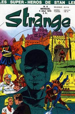 Strange #8