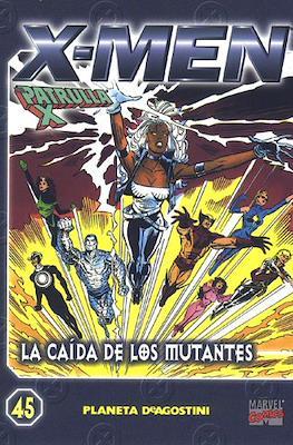 Coleccionable X-Men / La Patrulla-X (Rústica, 80 pp) #45