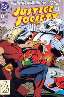 Justice Society of America Vol. 2 (1992-1993) #5