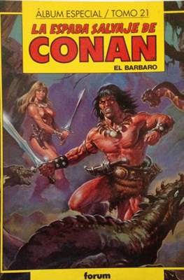 La Espada Salvaje de Conan - Álbum especial (Retapados) #21