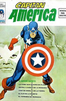 Capitán América Vol. 2