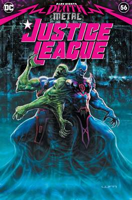 Justice League Vol. 4 (2018- ) (Comic Book) #56