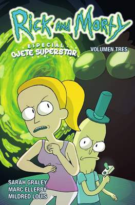 Rick and Morty (Rústica 128 pp) #3