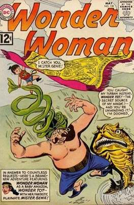 Wonder Woman Vol.1 (1942-1986; 2020-) (Comic Book) #130