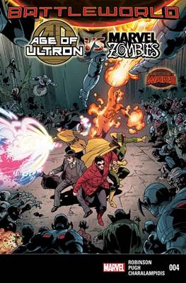 Age of Ultron Vs. Marvel Zombies (Comic-book) #4