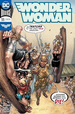 Wonder Woman Vol. 5 (2016-2020) (Comic book) #55