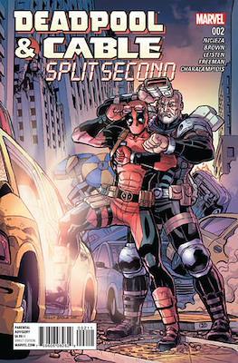 Deadpool & Cable. Split Second (Comic Book) #2