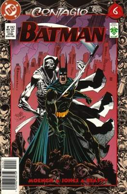 Batman Vol. 1 (1987-2002) (Grapa) #247