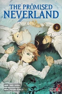 The Promised Neverland (Rústica con sobrecubierta) #4