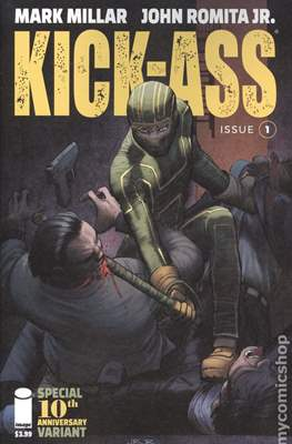 Kick-Ass (2018 Variant Cover)