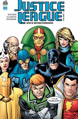 Justice League International (Cartonné) #1