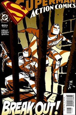 Action Comics Vol. 1 (1938-2011; 2016-) (Comic Book) #804