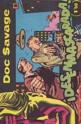 Doc Savage (Grapa (1961)) #9