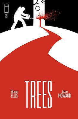 Trees (Digital) #8