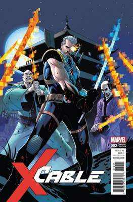 Cable Vol. 3 (2017-2018) #2.1