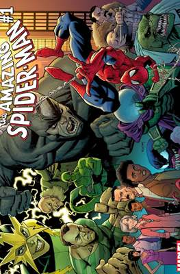 The Amazing Spider-Man Vol. 5 (2018 - ) (Comic Book) #1
