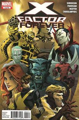 X-Factor Forever (Comic Book) #4