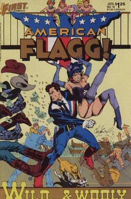American Flagg! (Comic book) #16