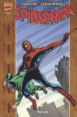 Spiderman: Stan Lee y Steve Ditko