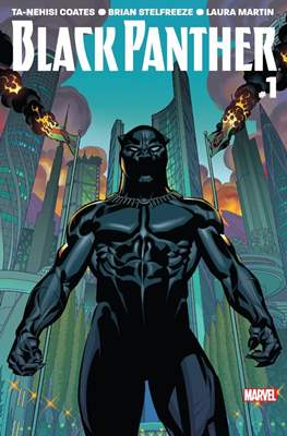 Black Panther (Vol. 6 2016-2017)
