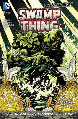 Swamp Thing Vol. 5 (2011-2015) (Softcover) #1