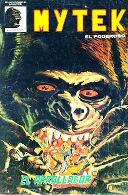 Mytek el poderoso Vol. 4 (Grapa 32 pp. 1981-1982) #4