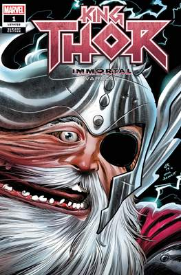 King Thor (Variant Cover) (Comic Book) #1