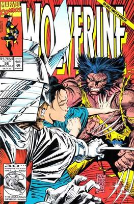 Wolverine (1988-2003) (Comic Book) #56