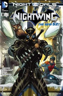 Nightwing (2011-) (Digital) #8
