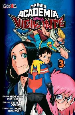 Vigilante: My Hero Academia Illegals #3