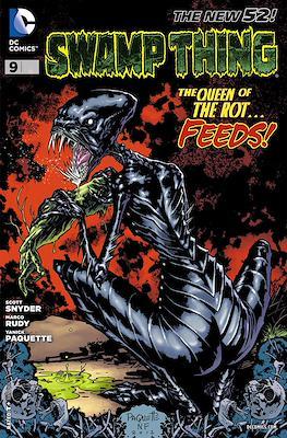 Swamp Thing Vol. 5 (2011-2015) #9