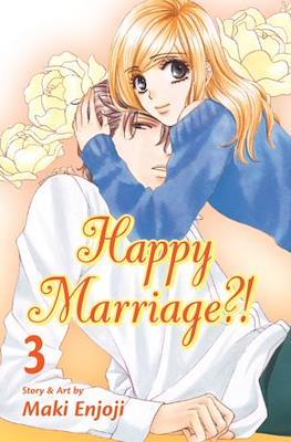 Happy Marriage!? #3