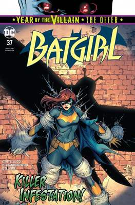 Batgirl Vol. 5 (2016-2020) (Comic Book) #37