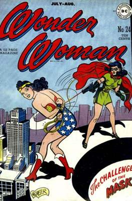 Wonder Woman Vol. 1 (1942-1986; 2020-) #24