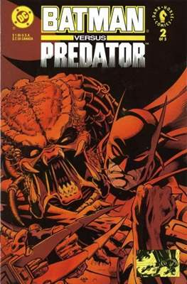 Batman versus Predator (Comic Book 32 pp) #2