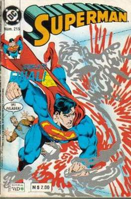 Supermán (1986-2001) (Grapa) #216