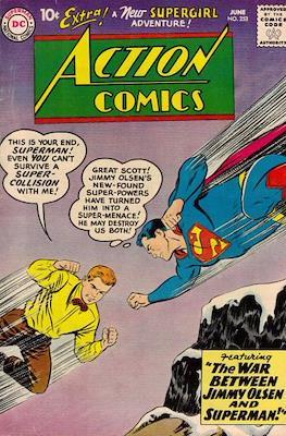 Action Comics Vol. 1 (1938-2011; 2016-) (Comic Book) #253