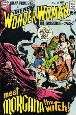 Wonder Woman Vol.1 (Comic Book) #186